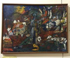 Персональная выставка Мажита Байтенова