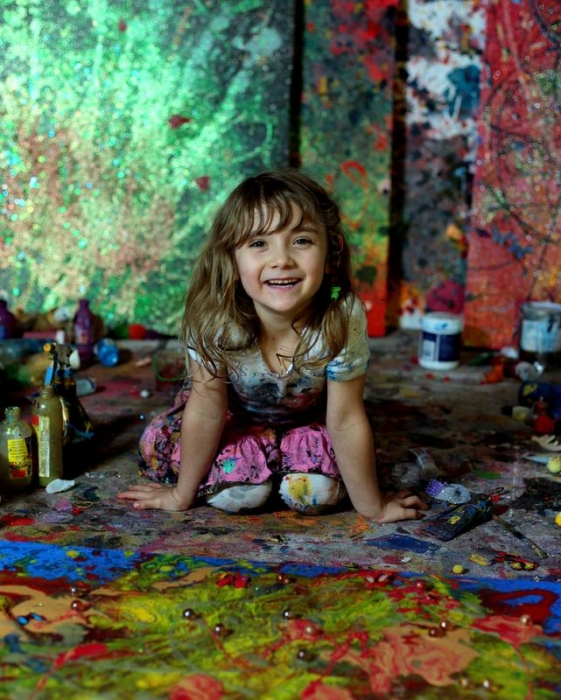 Творческие дети, которые зарабатывают миллионы