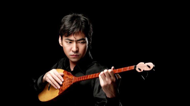 Концерт казахской музыки