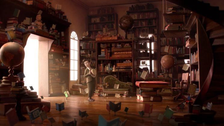 Фантастические летающие книги мистера Морриса Лессмора