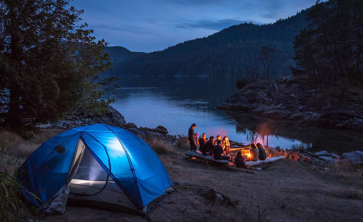 Картинки отдых на природе с палатками, надписью автозапчасти
