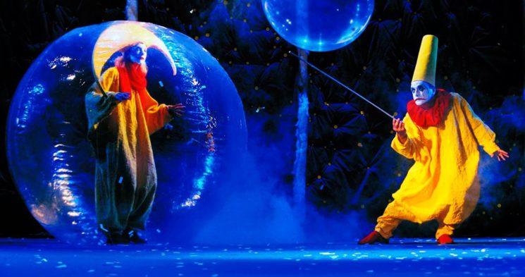 Снежное шоу или куда сходить на этой неделе, 2-8 сентября