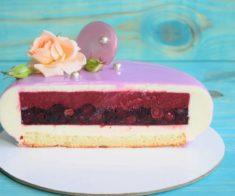 Мастер-класс по муссовым тортам и современным десертам