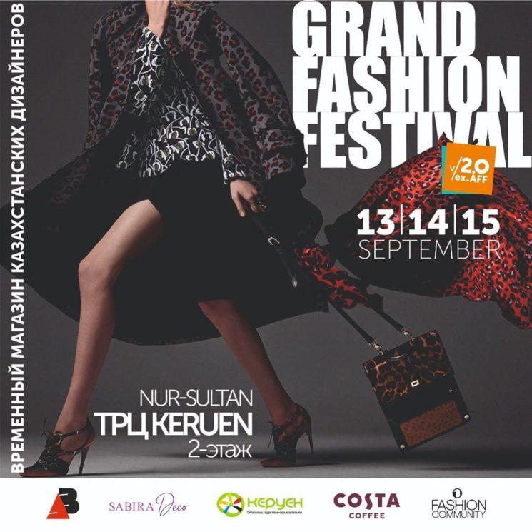 Grand Fashion Festival 2.0