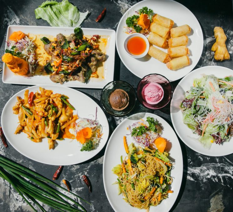 The thai еда