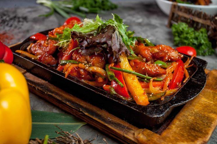 korean house еда
