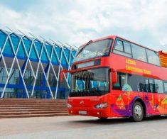Бесплатные экскурсии на «Red Bus»