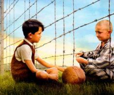 Кинопоказ фильма «Мальчик в полосатой пижаме»