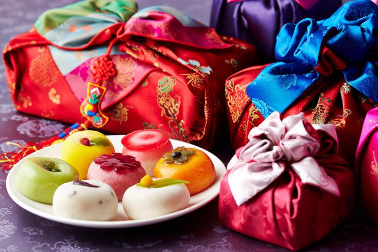 Корейский национальный праздник урожая Чхусок