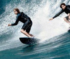 Показ фильма «На гребне волны»