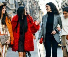 Ярмарка-распродажа итальянской одежды
