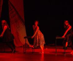Танцевальный спектакль «Огонь Детка» в Астане