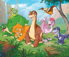 Ночь с динозаврами в «Ак Бота»