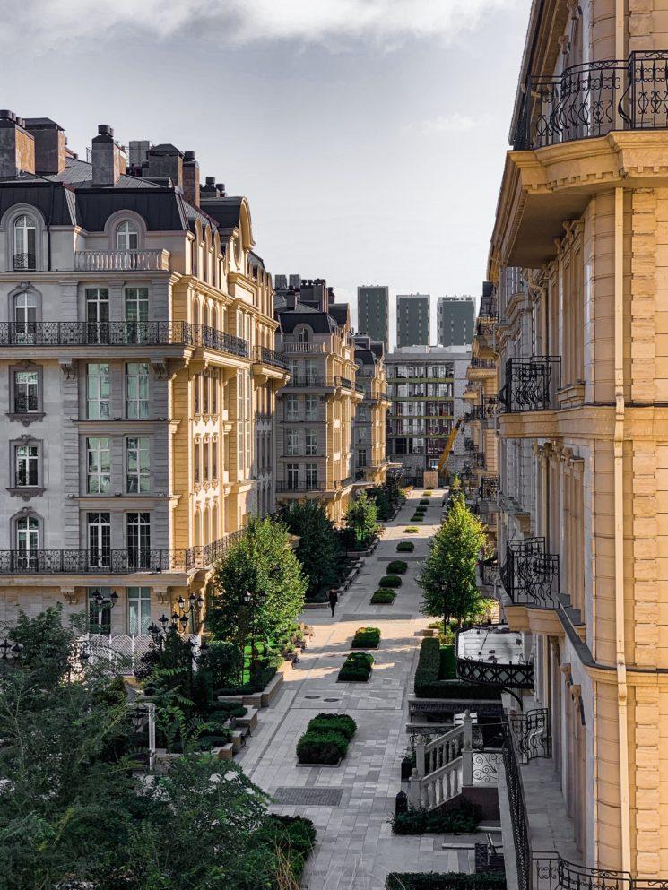 парижский квартал