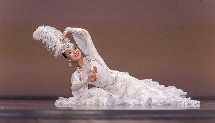 казахские танцы