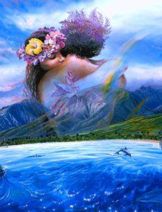 Выставка «Любовь может создавать миры»