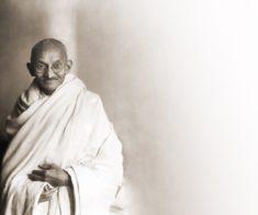 Музыкальная дань уважения Махатме Ганди