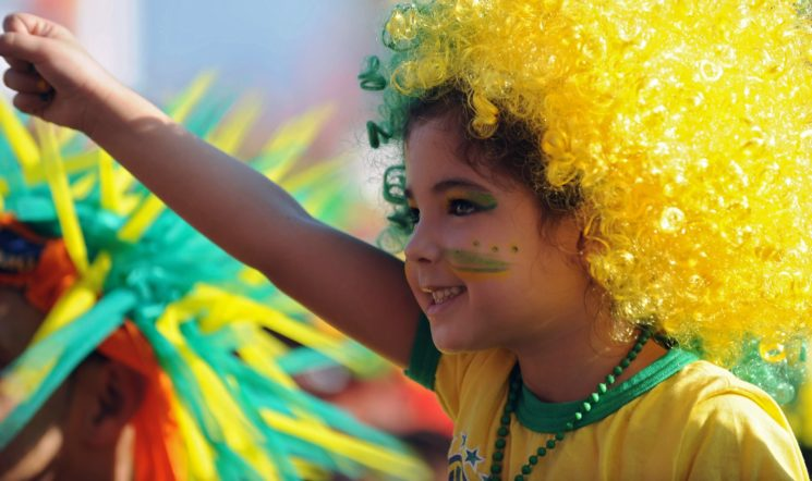 бразилия дети