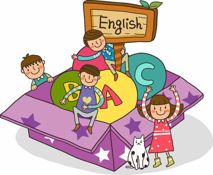 дети английски