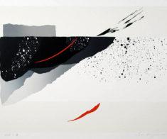 Выставка современных графических произведений