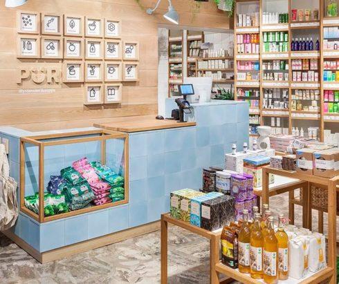 8 магазинов ПП-продуктов в Астане