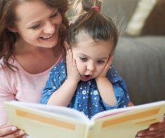 Что почитать с ребенком 5-6 лет?