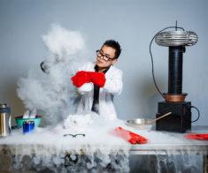 Химическое шоу от EVRIKUM