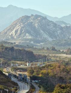 Фотовыставка «DMZ: демилитаризованная зона»