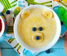 Три вкусных и интересных завтрака для детей