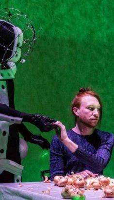 Театральный онлайн-проект «Орфические игры. Панк-макраме