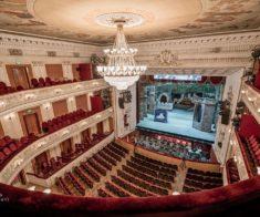 Пермский театр оперы и балета. Виртуальная экскурсия по театру