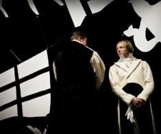 Онлайн-трансляция спектакля «Русское горе… от ума»