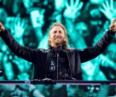 Онлайн-концерт David Guetta