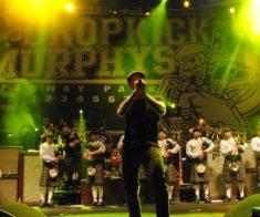 «Streaming Outta Fenway»: Dropkick Murphys, Брюс Спрингстин