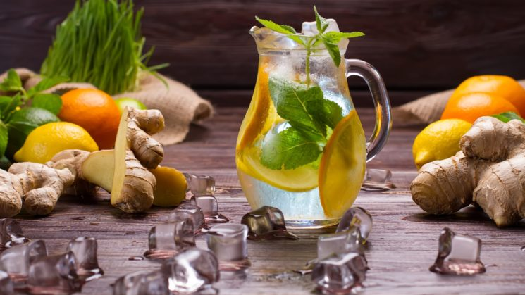 lemons_lemonade_drinks_jug_container_ice_524341_2048x1152