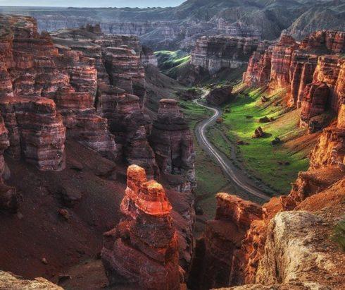 Куда стоит поехать, когда снимут карантин в Казахстане