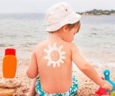 6 способов помочь ребенку при солнечном ожоге кожи