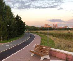 5-мест для бега в Астане: плюсы и минусы