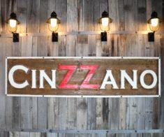 Ресторан «Cinzzano»