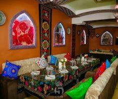 Lounge Cafe «Томирис»