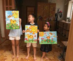 Детский творческий клуб «Children's smile»