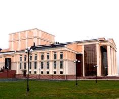Областной Казахский драматический театр имени Ж.Шанина