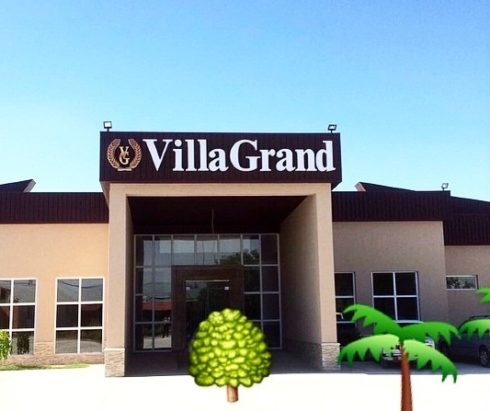 Зона отдыха «Villa Grand»