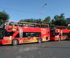 Red Bus Shymkent