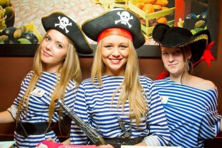 Пиратская вечеринка костюмы своими руками фото