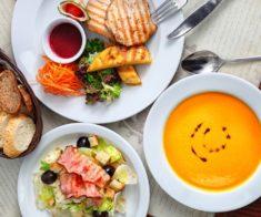 Всё включено: комплексные обеды в Шымкенте