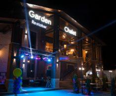 Restobar «Garden Chalet»
