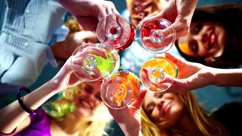 Сценарий безалкогольной вечеринки