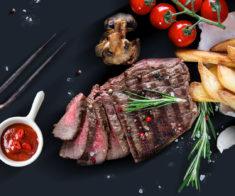 Где поесть вкусный, сочный стейк в Шымкенте?