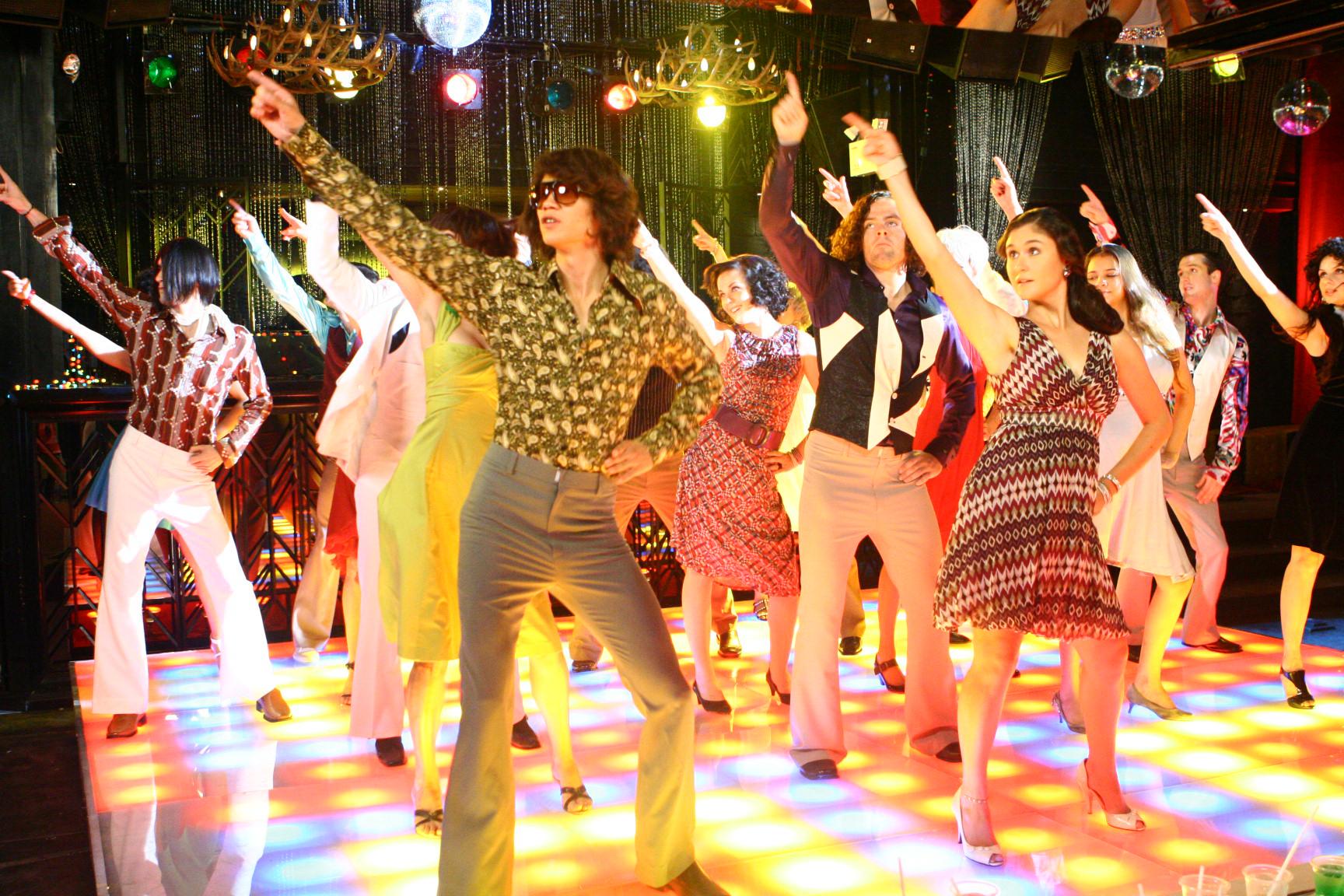 The disco era fashion 48